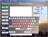 Bruces Unusual Typing Wizard