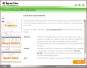 GS Typing Tutor Screen Shot 3