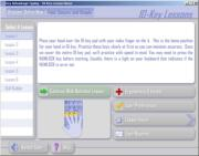 Key Advantage Typing Tutor Software Screen Shot 3