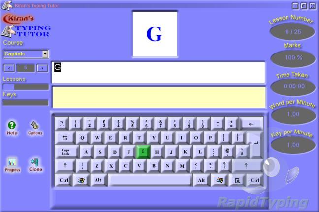 free english typing tutor full version