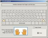 Typing Tutor Main screen shot