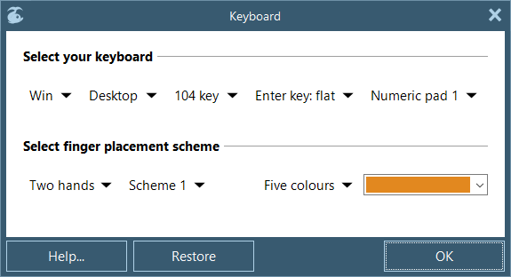 euro keyboard shortcut