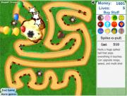 Bloons Tower Defense 3 Screen Shot 1