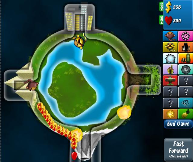 balloon tower defence 4