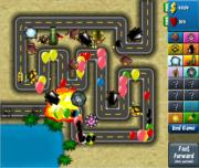 Bloons Tower Defense 4 Screen Shot 2
