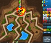 Bloons Tower Defense 4 Screen Shot 3