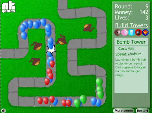 bloons td 1