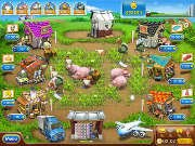 Farm Frenzy 2 Screen Shot 1