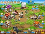Farm Frenzy 2 Screen Shot 2