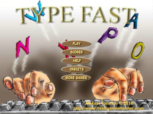 Typing Word Game Is An Amazing App That Will Help You Learn How To Type Faster