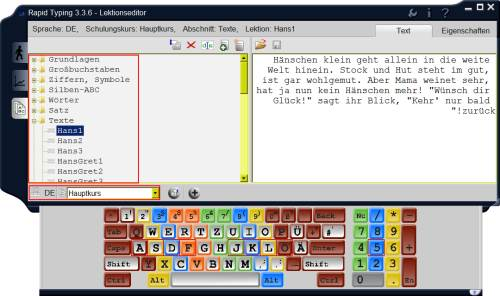 Typing Tutor: Release Notes 3 ver