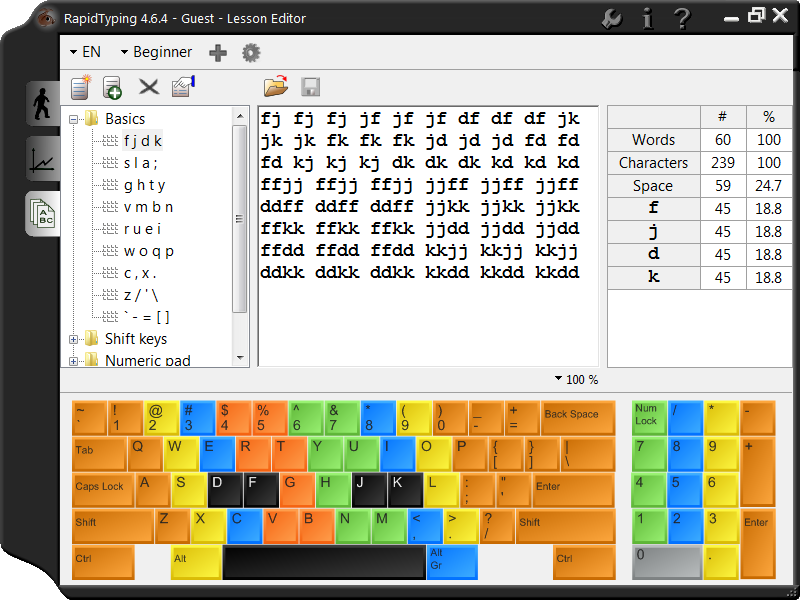 Typing master 10 download a free typing tutor for windows.