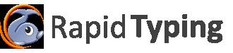 Logo Rapid Typing