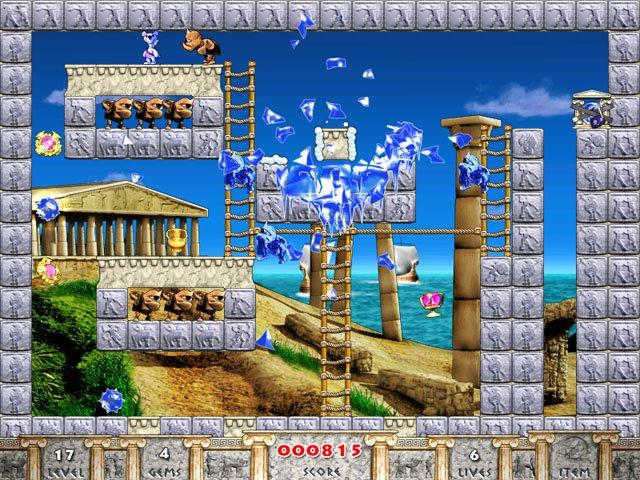 Online Treasure Games